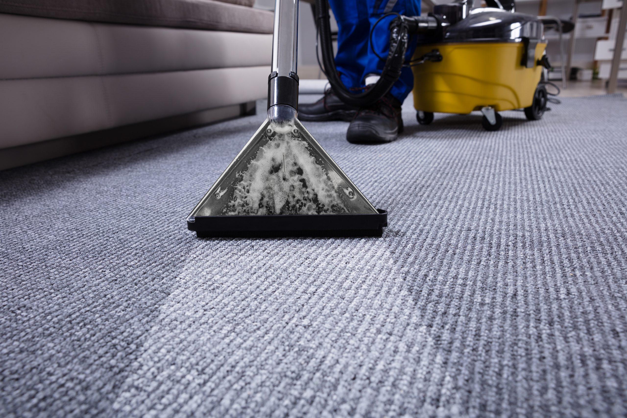 Leistungen - Teppichreinigung - März Gebäudemanagement